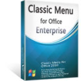 Classic Menu for Office Enterprise 2010 and 2013