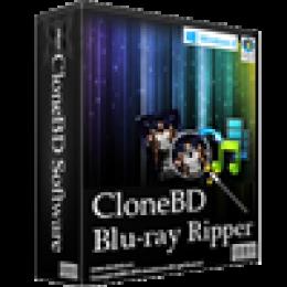 CloneBD Blu-ray Ripper - Lifetime License