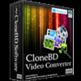 CloneBD Video Converter - 1 Jahr Lizenz