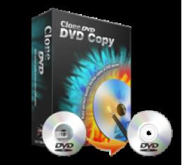 CloneDVD DVD Copy 2 années / 1 PC