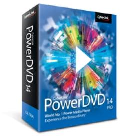 CyberLink PowerDVD 14 Pro