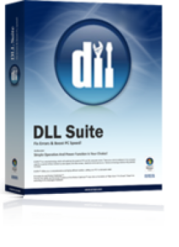 DLL Suite : 1 PC-license + Registry Cleaner