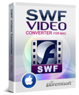Doremisoft Mac SWF Video Converter