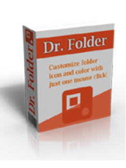 Dr. Folder(Lifetime/3 PCs)