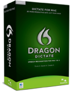 Dragon Dictate für Mac 2.5