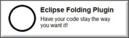 Eclipse-Plugin Folding Profi