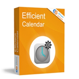 Efficient Calendar