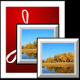 Enolsoft PDF Extract Bild für Mac