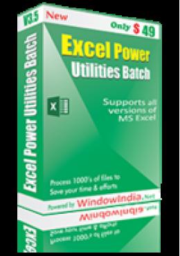 Excel Power Utilities