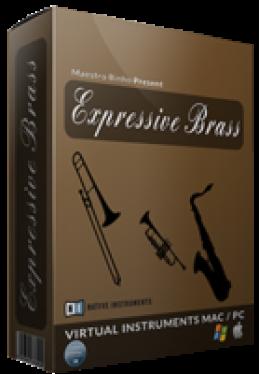 Expressive Brass - 15% Promo Code