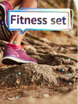 Fitness Set - Promo Code