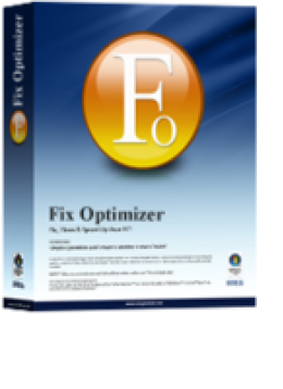 Fix Optimizer - 5 PCs / Lifetime License