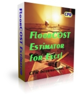 FloorCOST Estimator for Excel