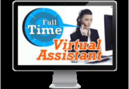 Assistante virtuelle à temps plein de SEO