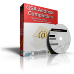 GSA Address Completion