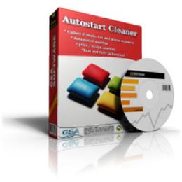 GSA Autostart Cleaner