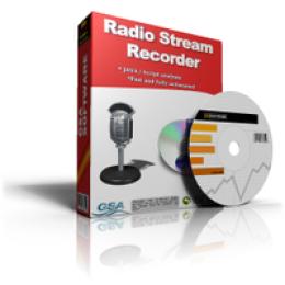 GSA Radio Stream Recorder