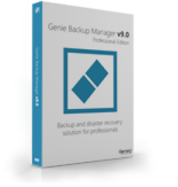Genie Backup Manager Professional 9 - 5-Pack