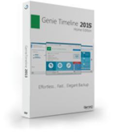 Genie Timeline Home 2015 - 2 Pack
