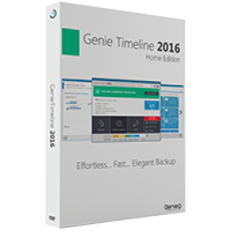 Genie Timeline Home 2016 - 5 Pack