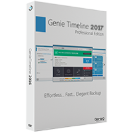 Genie Timeline Pro 2017 - 3 Pack