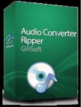 GiliSoft Audio Converter-Ripper