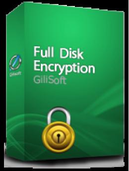 GiliSoft Full Disk Encryption