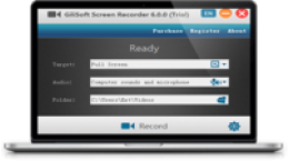 15% OFF Gilisoft Screen Recorder Pro - 3 PC / Liftetime free update Promo Code