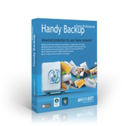 Handy Backup Professionnel