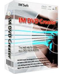 IM DVD Creator
