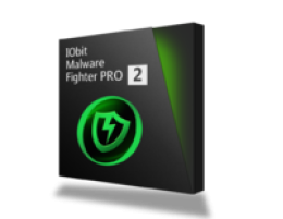 IObit Malware Fighter 2 PRO avec un pacchetto de cadeau