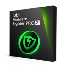 IObit Malware Fighter 3 PRO (PC 1 Ano / 1)