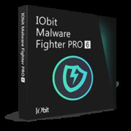 IObit Malware Fighter 6 PRO (1 Jaar / 3 PCs) Met Een Gratis Cadeau - PF - Nederlands* - 15% Promo Code