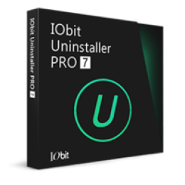 IObit Uninstaller 7 PRO (1 year subscription / 3 PCs)