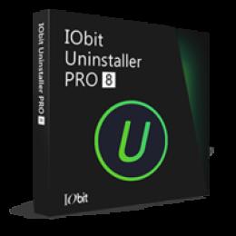 IObit Uninstaller 8 PRO (1 Ano/3 PCs) - Portuguese Promo Code Offer