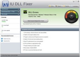 IU DLL Fixer - (3 PCs License)