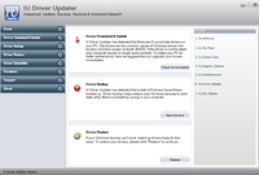 IU Driver Updater - 1 PC 1 Year