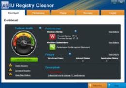 IU Registry Cleaner (1 PC 1 YEAR LICENSE)