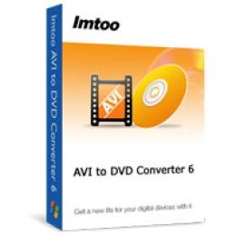 ImTOO AVI to DVD Converter