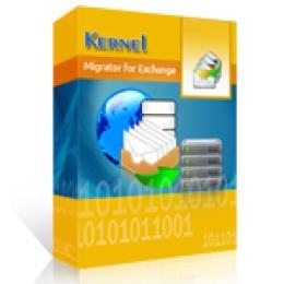 Kernel Migrator for Exchange: ( 201 - 500 Mailboxes ) - Promo Code