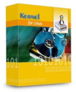 Recuperación del kernel para Linux (Ext2 Ext3) - Licencia de técnico