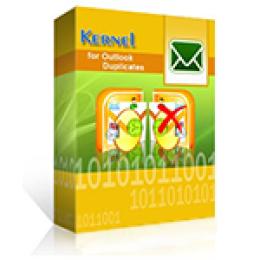 15% Off Kernel for Outlook Duplicates - Home User Lifetime License Promo Code Voucher