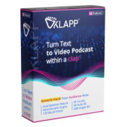 Klappz LifeTime: Erste Text-zu-Video-App der Welt. - 15% Gutscheincode