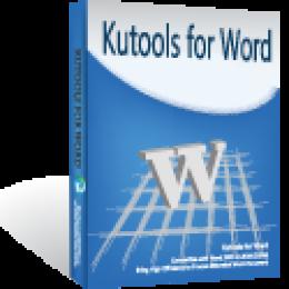 Kutools for Word 2 Years