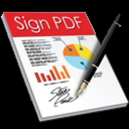 Lighten Sign PDF for Mac