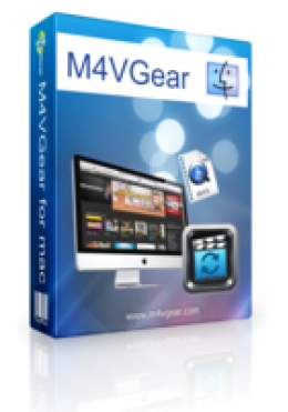 M4VGear DRM Media Converter for Mac
