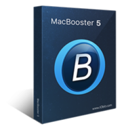 MacBooster 5 Standard (3 Macs with Gift Pack)