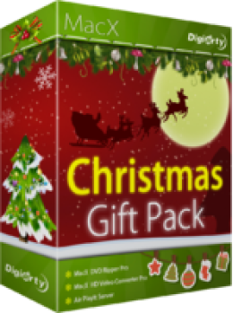 MacX Christmas Gift Pack