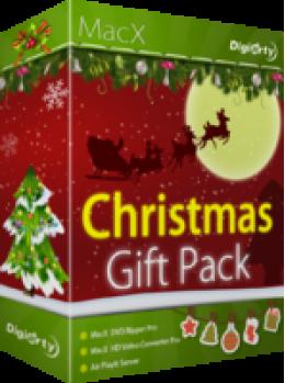 MacX Weihnachtsgeschenk Satz