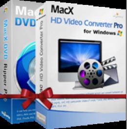 MacX DVD Video Converter Pro Pack for Windows